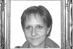 Martina Fedra spielt Mirl